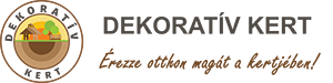 Dekoratív Kert Logo