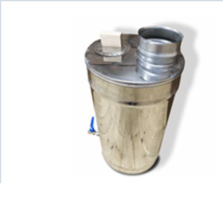 Vízmelegítő tartály 30 literes